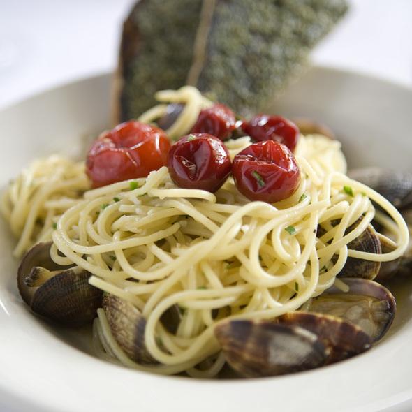 Pasta with Clams @ Vivo