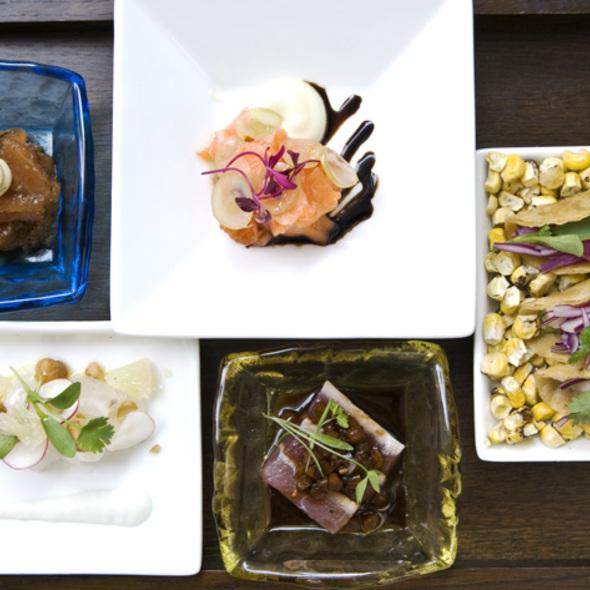 appetizer combo @ C-House Restaurant