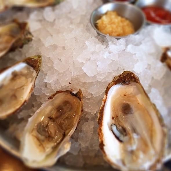 Oysters - Amen Street Fish + Raw Bar, Charleston, SC