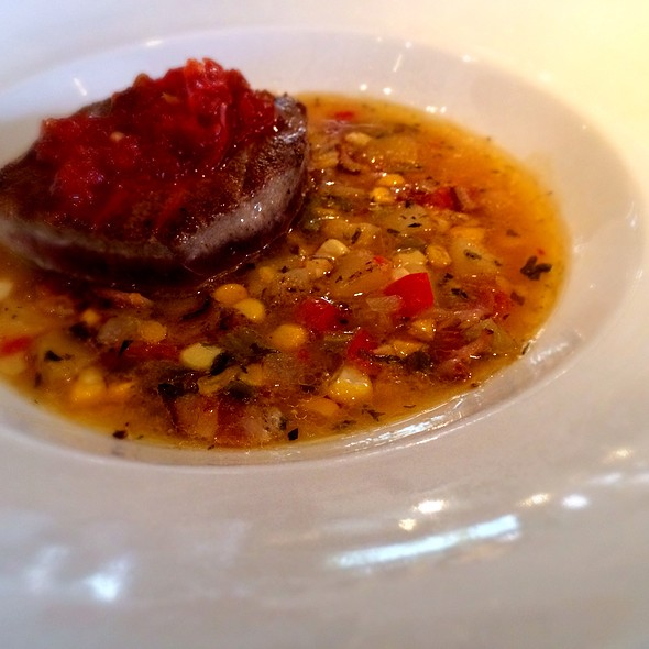 Yellowfin Tuna - Amen Street Fish + Raw Bar, Charleston, SC