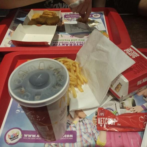 Big Mac @ Mc Donalds