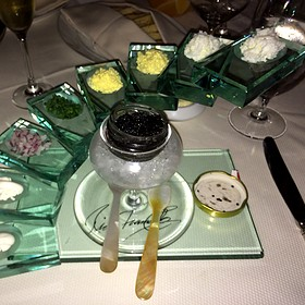 Sevruga Caviar - BR Prime - Beau Rivage, Biloxi, MS