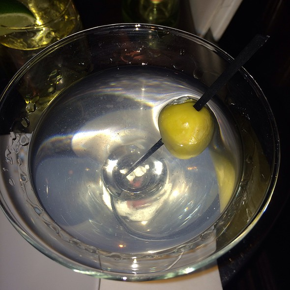 Hendricks Martini - Barclay Prime, Philadelphia, PA