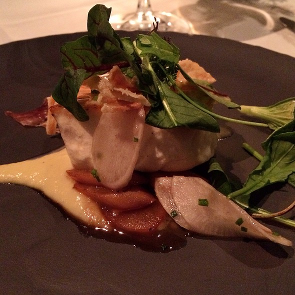 Halibut - Asiate, New York, NY