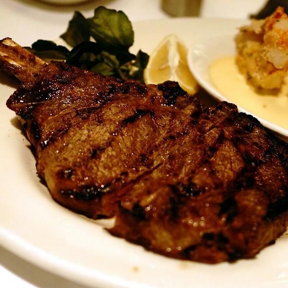24oz Bone-in Ribeye - Morton's The Steakhouse - Hong Kong, Kowloon, Hong Kong