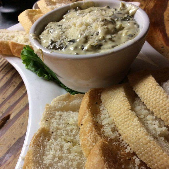 Spinach And Artichoke Dip - Frank O'Dowd's Irish Pub and Grill, Galena, IL