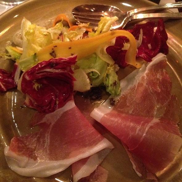 Prociutto Salad - Chez Panisse Cafe, Berkeley, CA