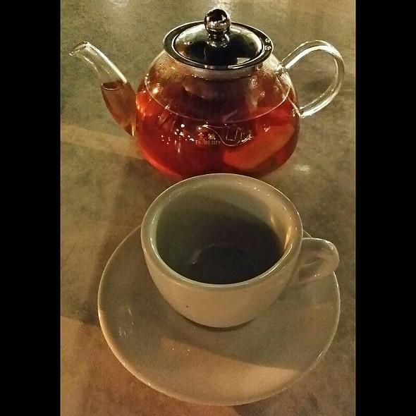 Citrus Herbal Tea
