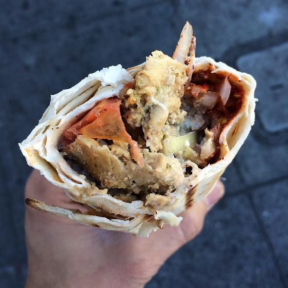 Chicken Schawerma @ Truly Mediterranean