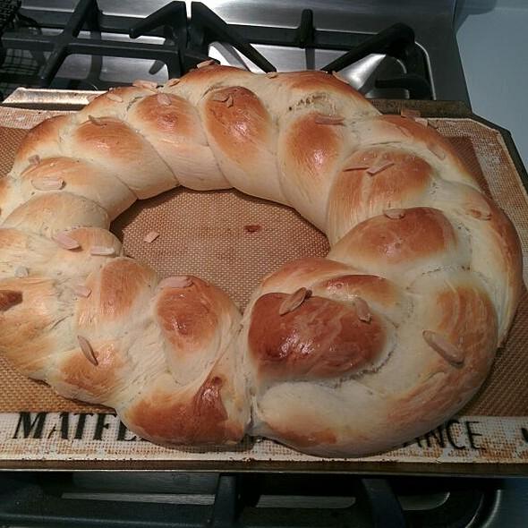 Finnish Pulla Bread @ Casa de Al