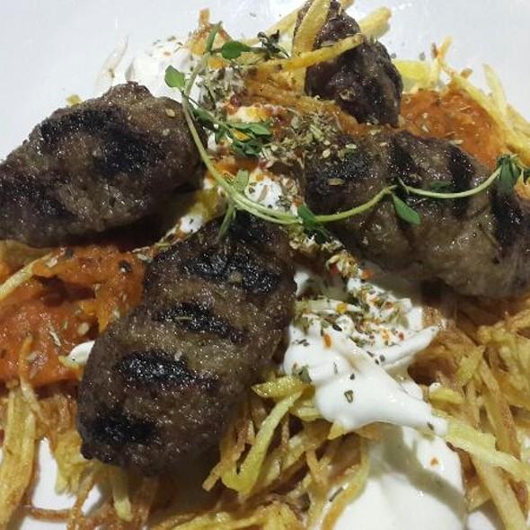 Köfte @ Kirpi Cafe Restaurant