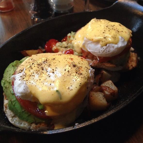 Bta Eggs Benedict @ Tart Restaurant