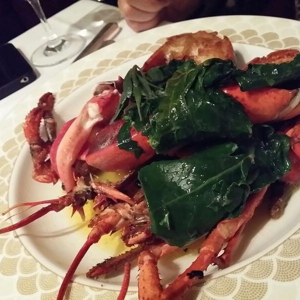 Lobster @ Scott's