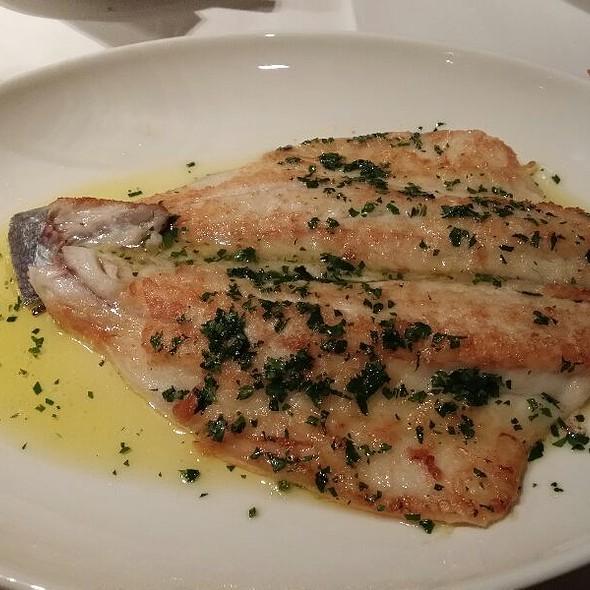 Sea bass @ Scott's