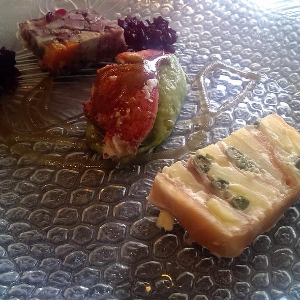 Assiette Gourmande @ La Chasse Des Princes