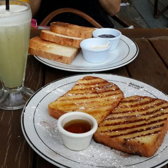 French Toast @ Felicidad