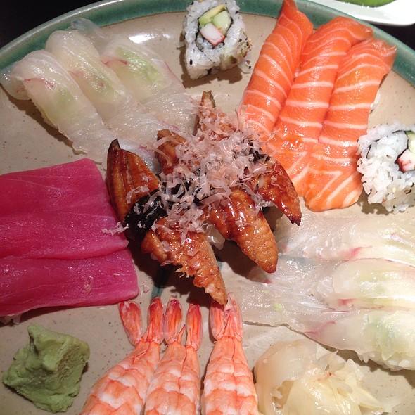 Sushi @ A-Won Japanese Restaurant