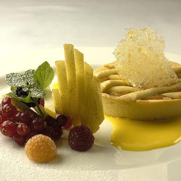 Torta Croccante @ Il Sapori Restaurant
