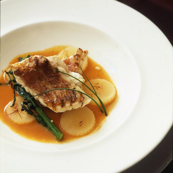 Grilled Fish @ Il Sapori Restaurant