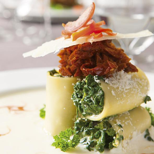 Paccheri Pasta @ Il Sapori Restaurant