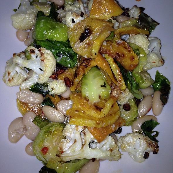 Autumn Ingredients @ True Food Kitchen