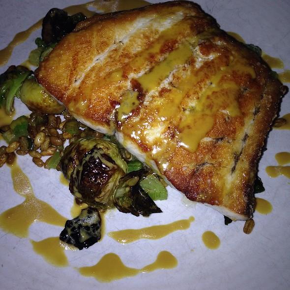 Roasted Seabass @ True Food Kitchen