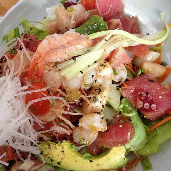 Seafood Sal @ Zip Fusion Sushi