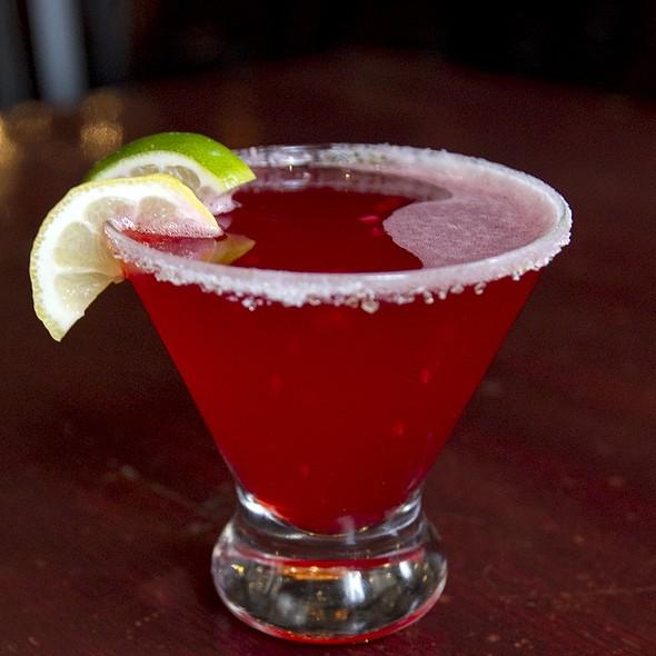Raspberry Martini @ Houndstooth Pub