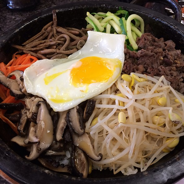 Dolsot Bibimbap @ Mountain