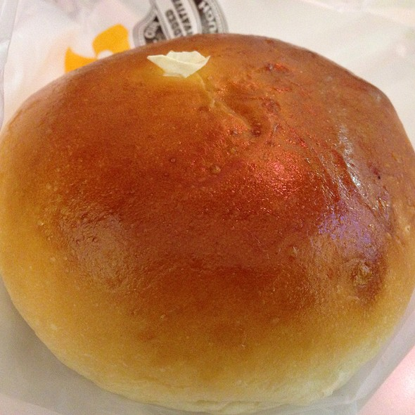 Bbq Pork Bun @ Bread Top Chermside