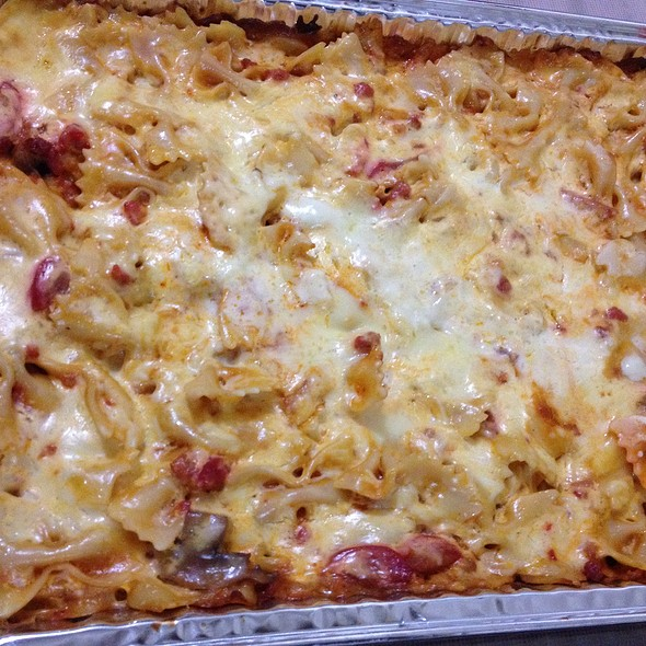 Oven Baked Pasta @ Home