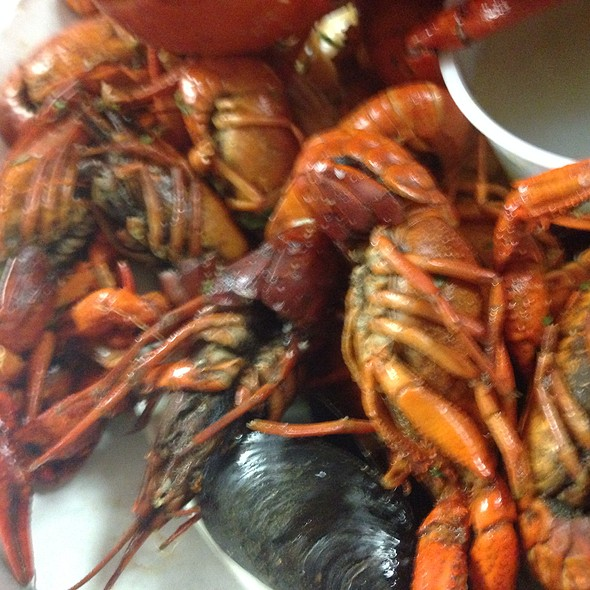 Crawfish @ Lobster Haven