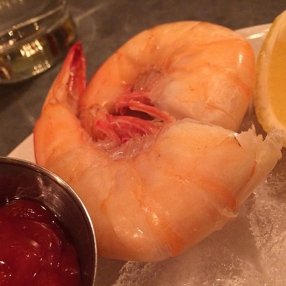 Gulf shrimp @ Cafe Rouge
