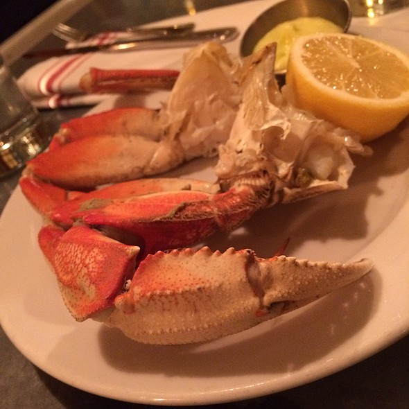 Dungeness Crab @ Cafe Rouge