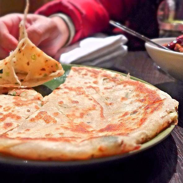 Scallion Pancakes @ Dong Hai 88