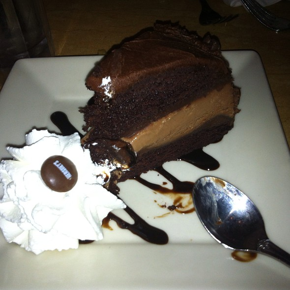 Hershey Cheesecake From Cheesecake Factory