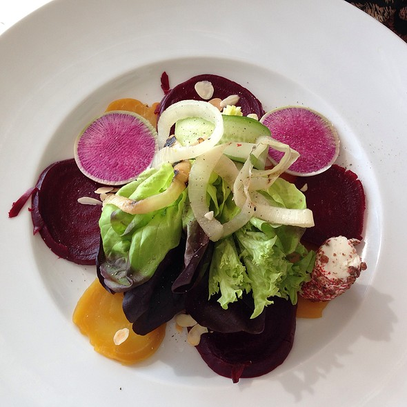Roasted Beet Salad - Mariposa at Neiman Marcus - Ala Moana, Honolulu, HI