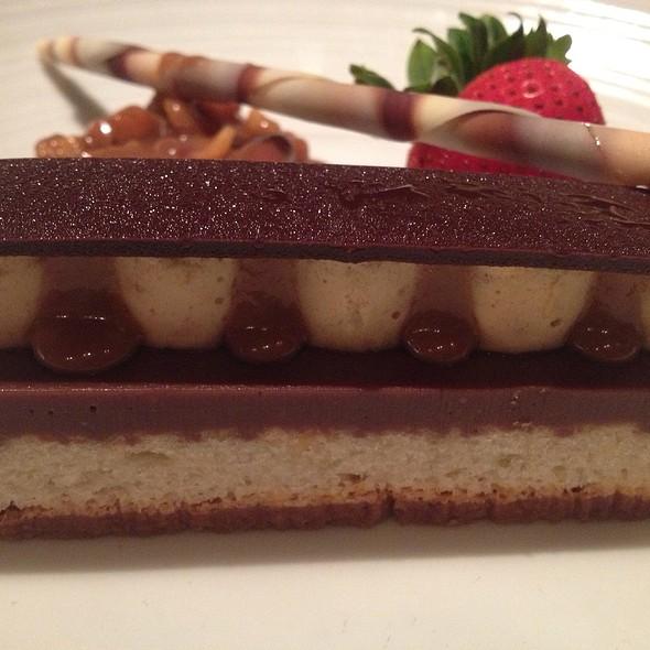 Chocolate - Gazette Restaurant Montreal, Montreal, QC