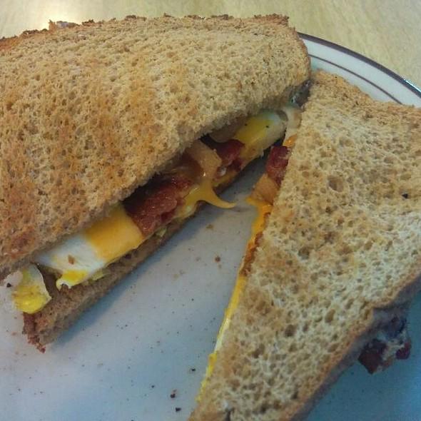 Bacon Sandwich @ Tom & Ray's Restaurant