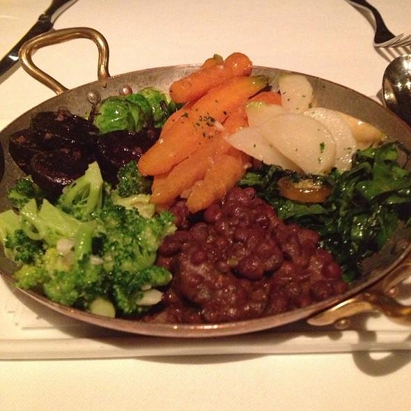 Winter Vegetables - Restaurant Eugene, Atlanta, GA