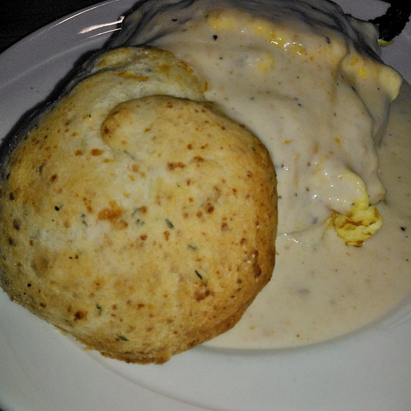 Biscuits and Sausage-Gravy