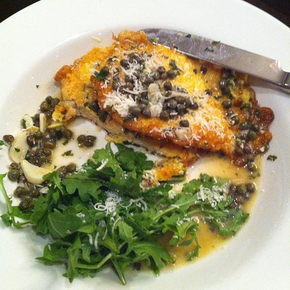 Chicken Piccatta @ Emeril's Italian Table
