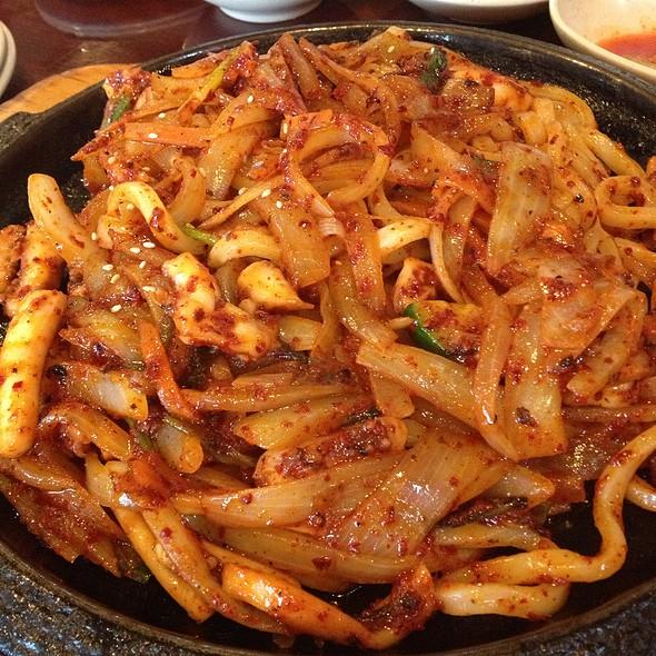 Squid Noodle