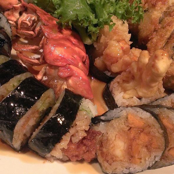 Sushi Rolls - Sapporo Restaurant, Westborough, MA