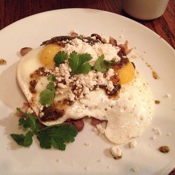 Huevos Ranchers - Hunter's, Brooklyn, NY
