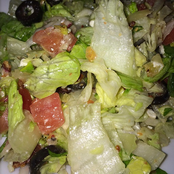 Boca Chopped Salad - Abe and Louie's - Boca Raton, Boca Raton, FL