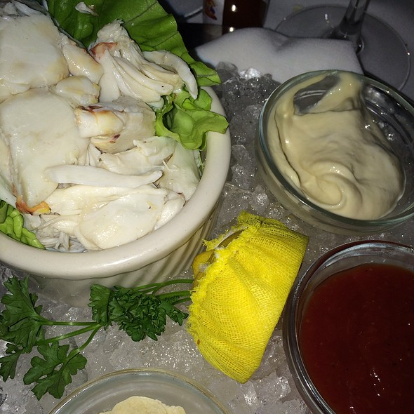 Jumbo Lump Crabmeat Cocktail - Abe and Louie's - Boca Raton, Boca Raton, FL