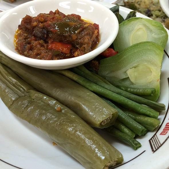 Boiled Veget
