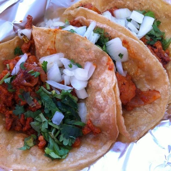 Tacos al Pastor @ La Cocina