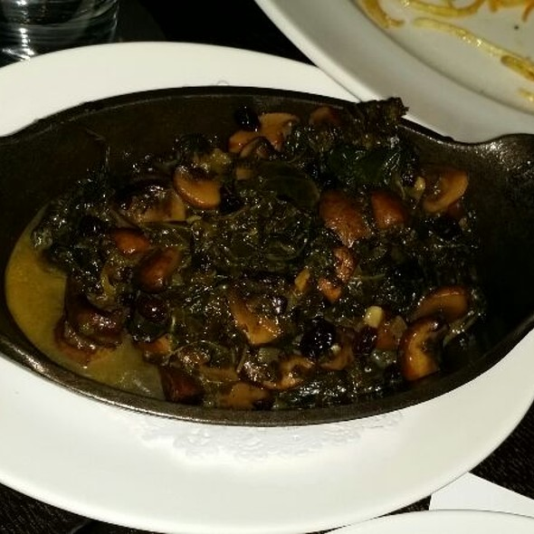 Kale And Mushrooms @ The Chester